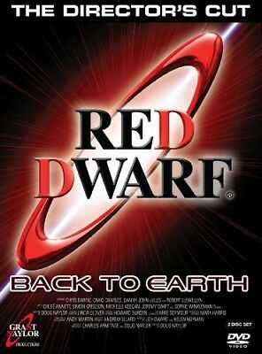 Red Dwarf - Red Dwarf: Back to Earth: Series 9 [New DVD] Director's Cut/Ed, Wide