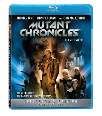 Mutant Chronicles [New Blu-ray] Ac-3/Dolby Digital, Dolby, Subtitled, Widescre