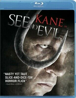See No Evil [New Blu-ray] Ac-3/Dolby Digital, Dolby, Digital Theater System, S