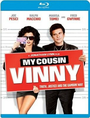 My Cousin Vinny [New Blu-ray] Ac-3/Dolby Digital, Dolby, Digital Theater Syste