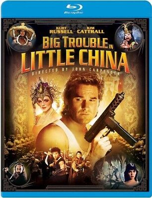 Big Trouble in Little China [New Blu-ray] Ac-3/Dolby Digital, Dolby, Digital T