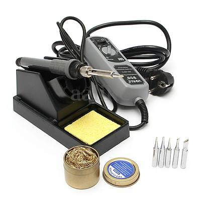 YIHUA 908+ 220V 60W Electric Iron Soldering Station For Welding Rework 1 Set New