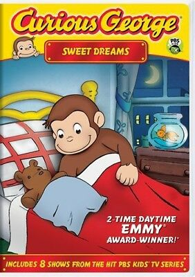 Curious George: Sweet Dreams [New DVD] Full Frame, Subtitled, Ac-3/Dolby Digit