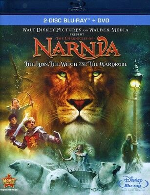 The Chronicles of Narnia: The Lion, The Witch and the Wardrobe [New Blu-ray] W
