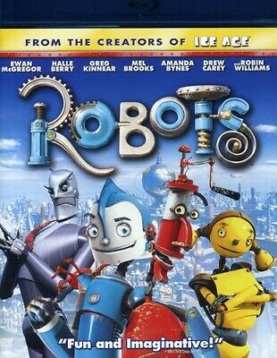 Robots [New Blu-ray] Ac-3/Dolby Digital, Dolby, Digital Theater System, Dubbed