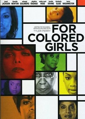 For Colored Girls [New DVD] Ac-3/Dolby Digital, Dolby, Subtitled, Widescreen