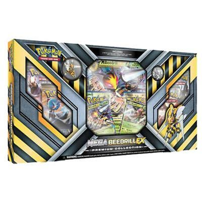 POKEMON TCG Mega Beedrill-EX Premium Collection