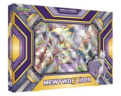 POKEMON TCG Mewtwo EX Box