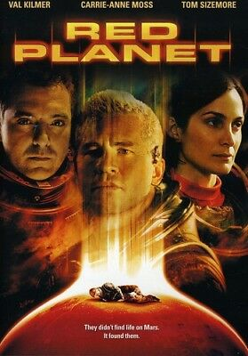 Red Planet [New DVD] Ac-3/Dolby Digital, Dolby, Eco Amaray Case, Repackaged, W
