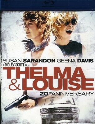 Thelma & Louise [New Blu-ray] Anniversary Edition, Dolby, Digital Theater Syst