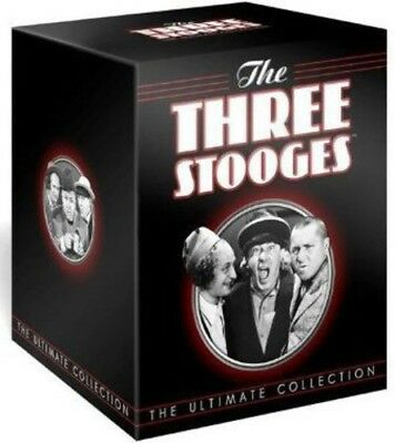 The Three Stooges - The Three Stooges: The Ultimate Collection [New DVD] Boxed S