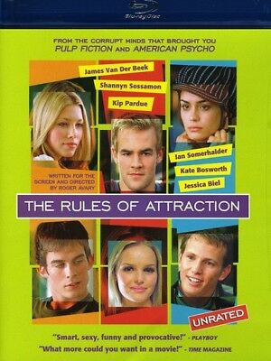 The Rules of Attraction [New Blu-ray] Ac-3/Dolby Digital, Dolby, Digital Theat