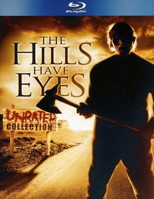 The Hills Have Eyes Collection [New Blu-ray] Ac-3/Dolby Digital, Dolby, Digita