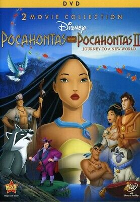 Pocahontas / Pocahontas II: Journey to a New World : 2-Movie Collection [New DVD