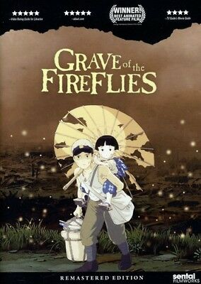 Grave of the Fireflies [New DVD] Grave of the Fireflies [New DVD] Remastered,