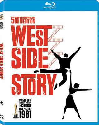 West Side Story [New Blu-ray] Rmst, Subtitled, Widescreen, Ac-3/Dolby Digital,