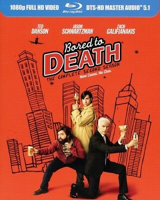 Bored to Death: The Complete Second Season [New Blu-ray] Ac-3/Dolby Digital, D