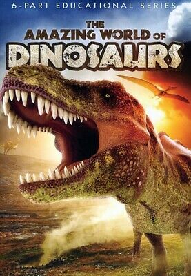Amazing World of Dinosaurs [New DVD]