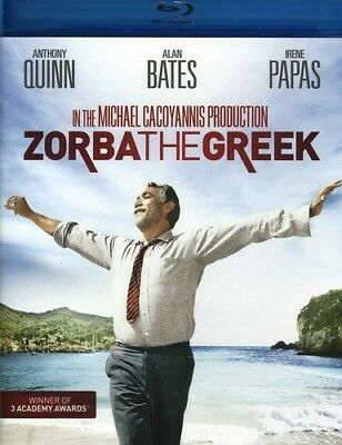 Zorba the Greek [New Blu-ray] Digital Theater System, Subtitled, Widescreen