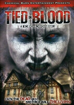 Tied in Blood: A Bone Chilling Ghost Story [New DVD] Amaray Case
