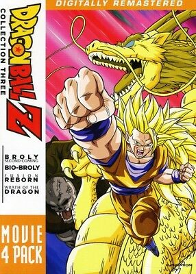 Dragon Ball Z: Movie Pack 3 [New DVD] Dragon Ball Z: Movie Pack 3 [New DVD] Bo