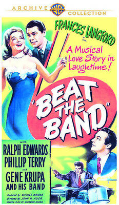 Beat the Band [New DVD] Manufactured On Demand, Full Frame, Mono Sound