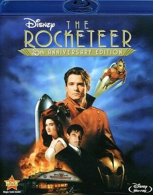 The Rocketeer [New Blu-ray] Anniversary Edition, Digital Theater System, Subti