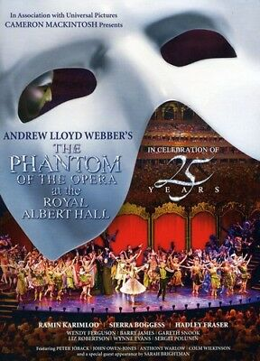 The Phantom of the Opera at the Albert Hall [New DVD] Ac-3/Dolby Digital, Dolb