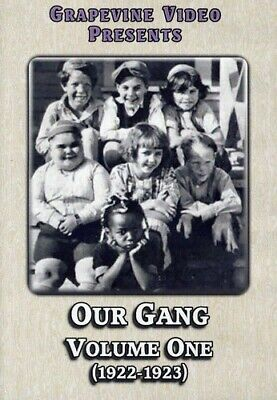 Our Gang Vol 1 [New DVD]