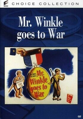 Mr. Winkle Goes to War [New DVD] Manufactured On Demand