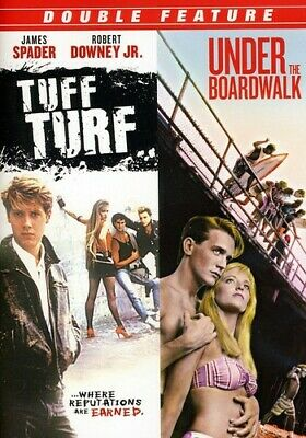 Tuff Turf / Under the Boardwalk [New DVD] Dolby, Widescreen