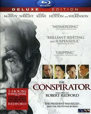 The Conspirator [New Blu-ray] Deluxe Edition, Dolby, Digital Theater System, S