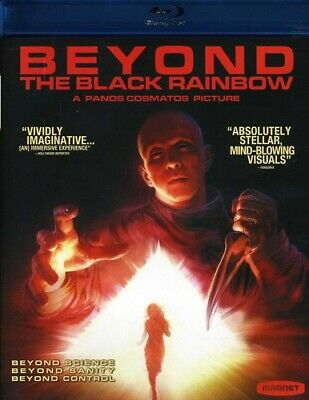 Beyond the Black Rainbow [New Blu-ray]