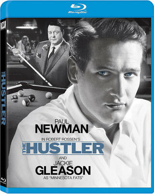 The Hustler [New Blu-ray] Ac-3/Dolby Digital, Dolby, Digital Theater System, D