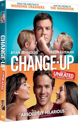 The Change-Up [New DVD] Ac-3/Dolby Digital, Dolby, Dubbed, Digital Video Servi