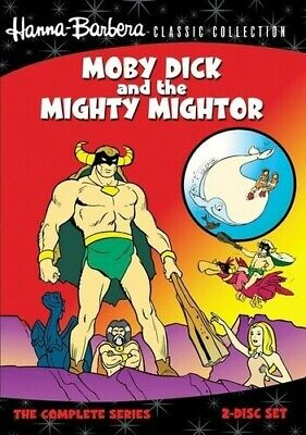 Moby Dick and the Mighty Mightor: The Complete Series [New DVD] Manufactured O