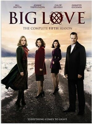 Big Love - Big Love: The Complete Fifth Season [New DVD] Ac-3/Dolby Digital, Dol