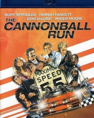 The Cannonball Run [New Blu-ray]
