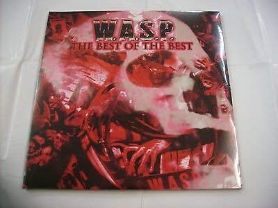 Wasp - The Best Of The Best - 2Lp Vinyl New Sealed 2015