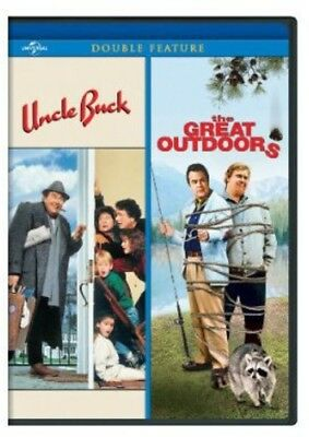 The Great Outdoors / Uncle Buck [New DVD] Snap Case, Widescreen