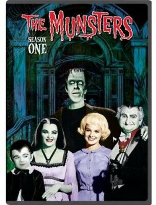 The Munsters: The Complete First Season [New DVD] Boxed Set, Full Frame, Snap
