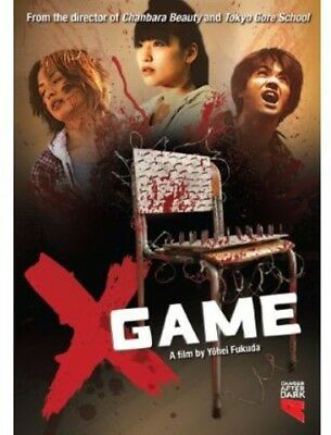 X-Game [New DVD] Dolby, Widescreen
