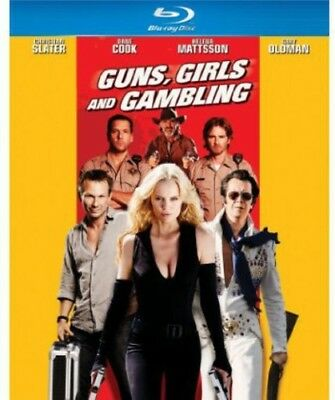 Guns, Girls and Gambling [New Blu-ray] Snap Case, Subtitled, Widescreen