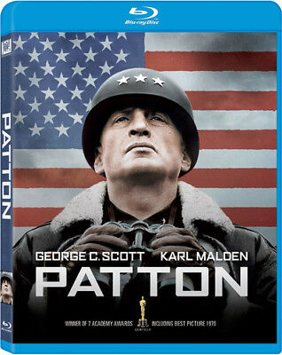 Patton [New Blu-ray] With DVD, Widescreen, Ac-3/Dolby Digital, Dolby, Digital
