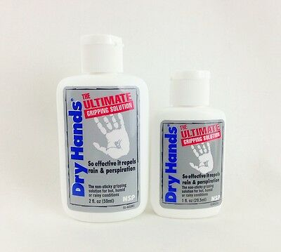 Dry Hands Ultimate Grip Solution - Multiple Quantities and Sizes Available