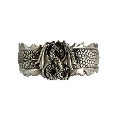 Dragon Bracelet - Pewter