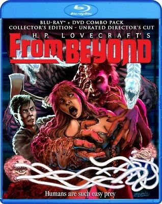 From Beyond [New Blu-ray] With DVD, Collector's Ed