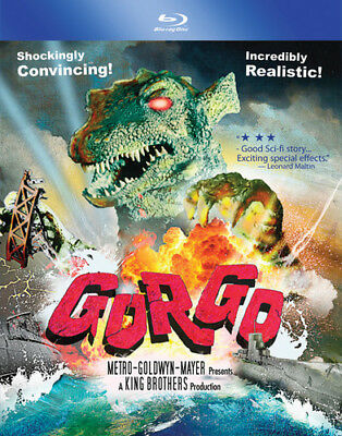 Gorgo [New Blu-ray] Collector's Ed, Enhanced, Subtitled, Dubbed, Ac-3/Dolby Di
