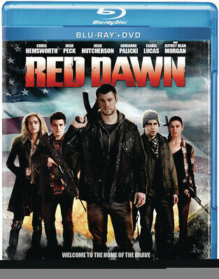 Red Dawn [New Blu-ray] With DVD, Widescreen, 2 Pack, Ac-3/Dolby Digital, Digit