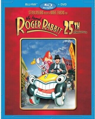 Who Framed Roger Rabbit (25th Anniversary Edition) [New Blu-ray] With DVD, Ann
